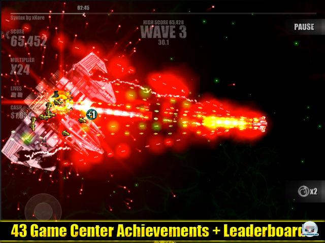 Screenshot - Beat Hazard Ultra (iPad)