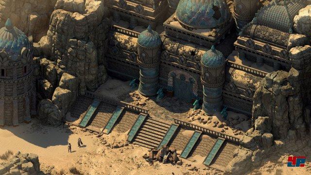 Screenshot - Pillars of Eternity 2: Deadfire (Linux)