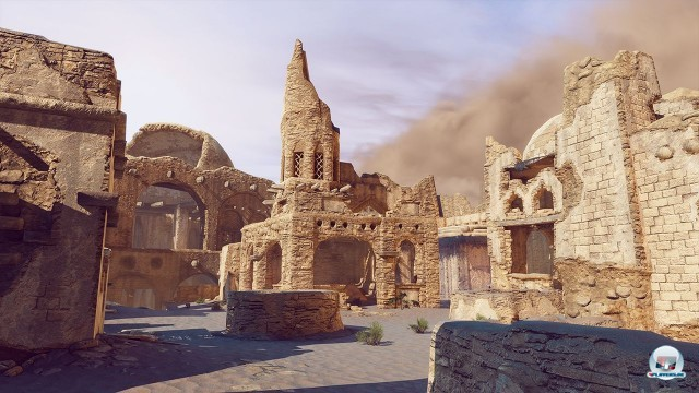 Screenshot - Uncharted 3: Drake's Deception (PlayStation3) 2245612