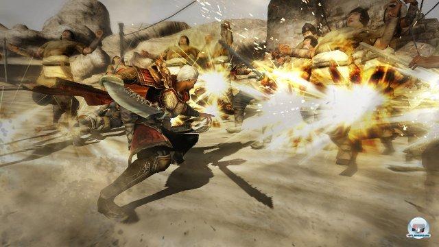 Screenshot - Dynasty Warriors 8 (PlayStation3) 92434222