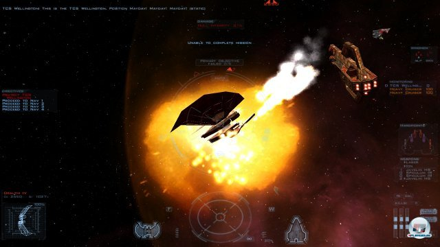 Da vergeht er in einer dicken Explosion, der dreckige Pelzsack - Wing Commander ist wieder da!