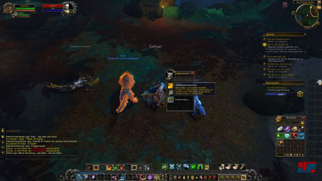 Screenshot - World of WarCraft: Legion (Mac) 92530786