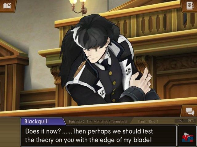 Screenshot - Phoenix Wright: Ace Attorney - Dual Destinies (iPad)