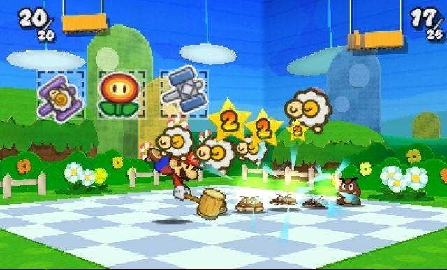 Screenshot - Paper Mario: Sticker Star (3DS) 92410562