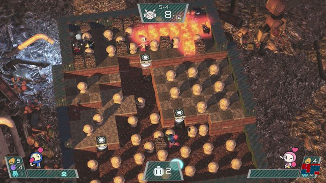 Screenshot - Super Bomberman R (One) 92568234
