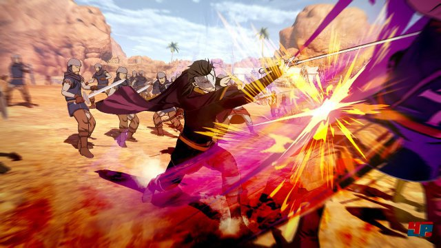 Screenshot - Arslan: The Warriors of Legend (PC) 92520336