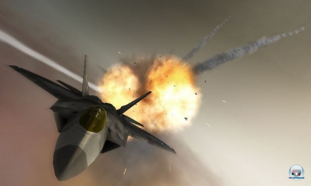 Screenshot - Ace Combat 3D (3DS) 2248717