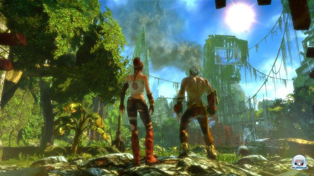 Screenshot - Enslaved: Odyssey to the West (PC) 92471320