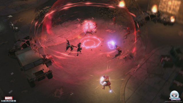 Screenshot - Marvel Heroes (PC) 2390052