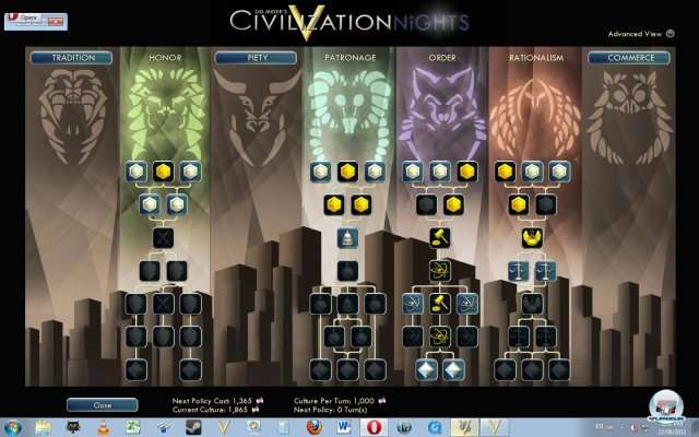 Screenshot - Civilization V: NiGHTS (PC) 2269447