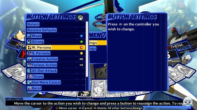 Screenshot - Persona 4: Arena (360) 2372002