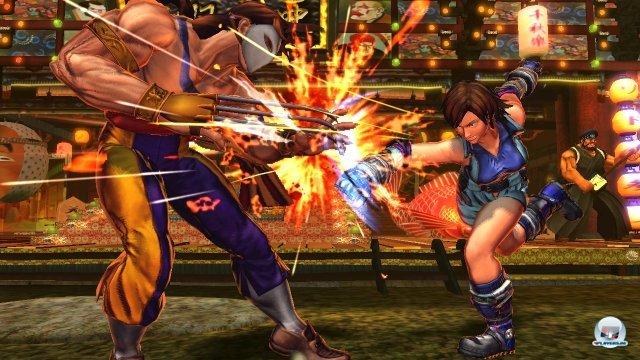 Screenshot - Street Fighter X Tekken (360) 2309442
