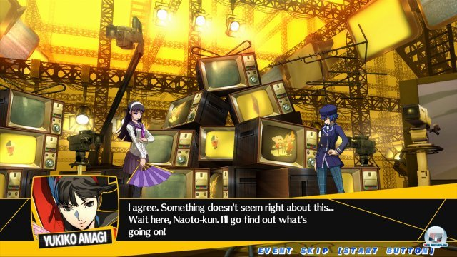 Screenshot - Persona 4: Arena (PlayStation3) 2370527