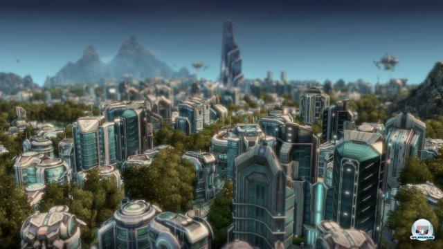 """Am 04. Oktober 2012 wird das Add-On """"Die Tiefsee"""" für ANNO 2070 erscheinen."""