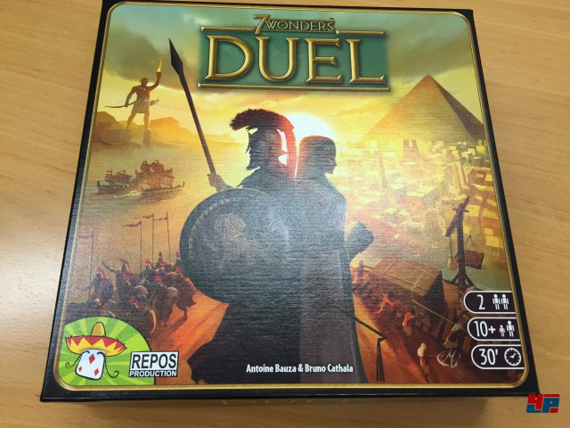 Screenshot - 7 Wonders Duel (Spielkultur)
