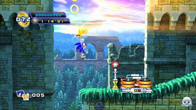 Screenshot - Sonic the Hedgehog 4: Episode II (360) 2350312