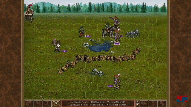 Screenshot - Heroes of Might & Magic 3 - HD Edition (PC)