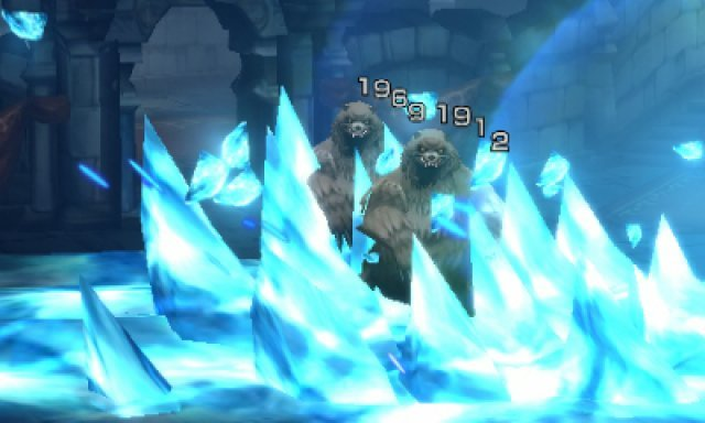 Screenshot - Bravely Default: Flying Fairy (3DS) 2394362