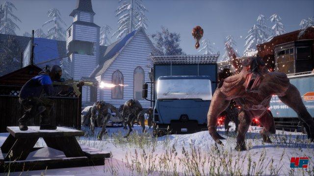 Screenshot - Earthfall (PC)