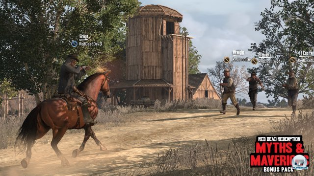 Screenshot - Red Dead Redemption (360) 2261297