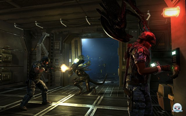 Screenshot - Aliens: Colonial Marines (360) 92401577