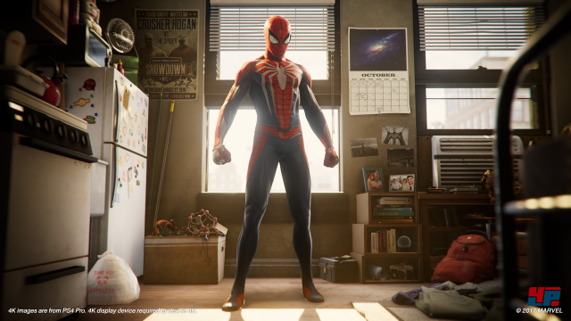Screenshot - Spider-Man (PS4) (PS4)