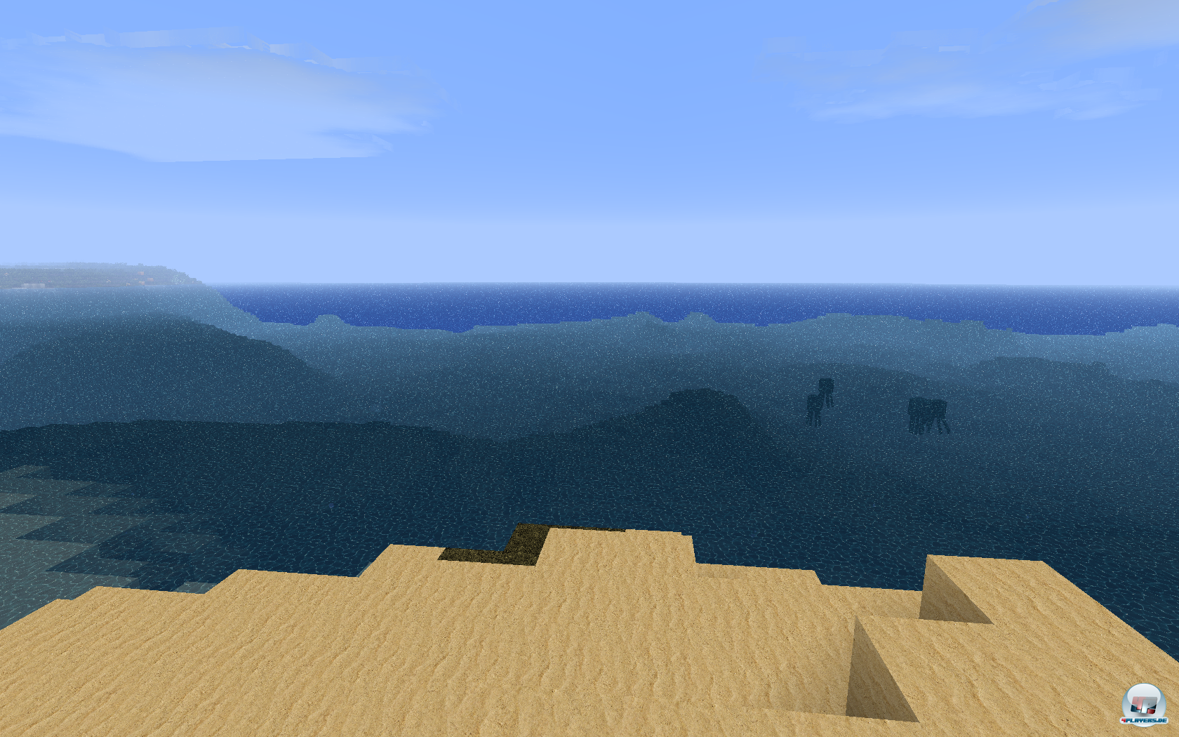 Das nächste Projekt, das nächste Ziel: Ich will unbedingt ans andere Ende dieses Meeres reisen!