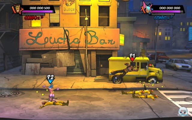 Screenshot - Lucha Fury (360) 2234832