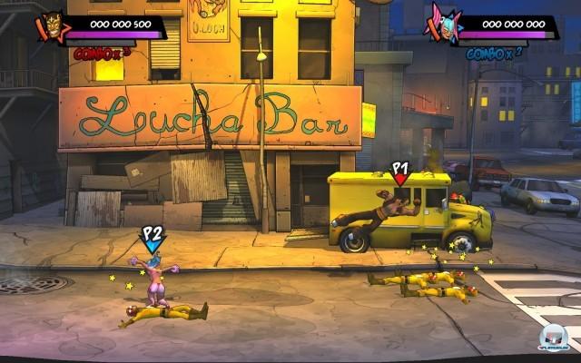 Screenshot - Lucha Fury (360) 2234832