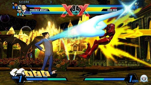 Screenshot - Ultimate Marvel vs. Capcom 3 (PS_Vita) 2317062