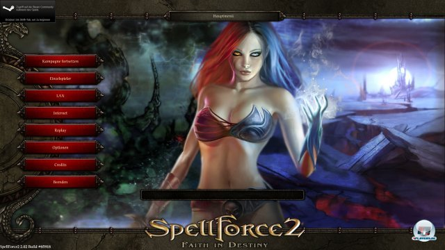 Screenshot - Spellforce 2 : Faith in Destiny (PC-CDROM)