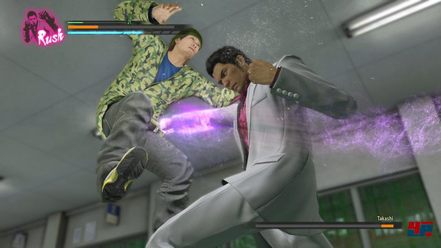 Screenshot - Yakuza Kiwami (PS4)