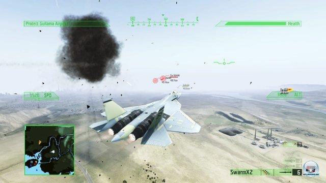 Screenshot - Jane's Advanced Strike Fighters (360) 2310082