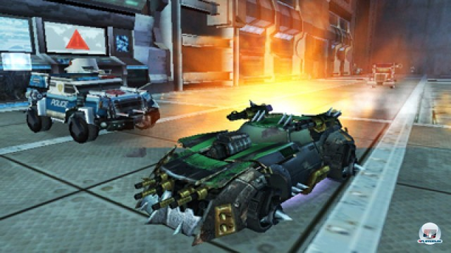 Screenshot - Transformers 3 (3DS) 2225463