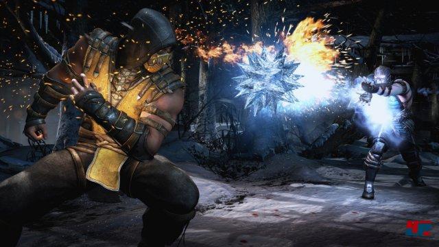 Ahhh, der Klassiker: Scorpion vs. Sub-Zero. Wer gewinnt?