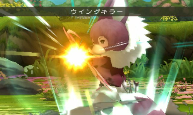 Screenshot - Bravely Default: Flying Fairy (3DS) 2394372