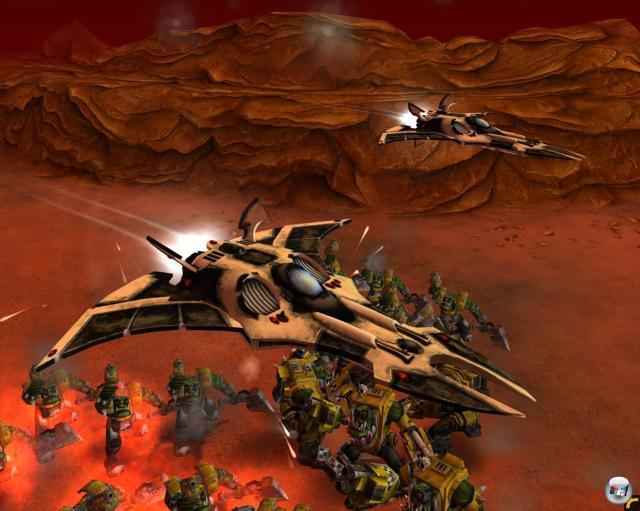 Warhammer 40.000: Dawn of War - Soulstorm: Обзор.