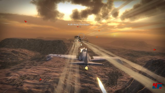 Screenshot - Flying Tigers: Shadows over China (PC)