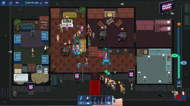 Screenshot - Party Hard Tycoon (PC)