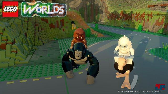 Screenshot - Lego Worlds (PC)