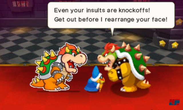 Screenshot - Mario & Luigi: Paper Jam Bros. (3DS) 92517349