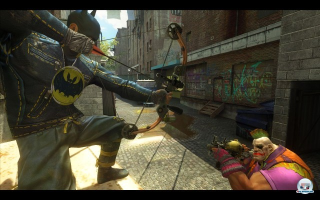 Screenshot - Gotham City Impostors (360) 2246327