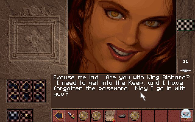 Screenshot - Lands of Lore: The Throne of Chaos (PC) 2392582