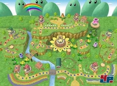 Screenshots Zu Mario Party 7 Alles Zum Geschicklichkeit Spiel Mario