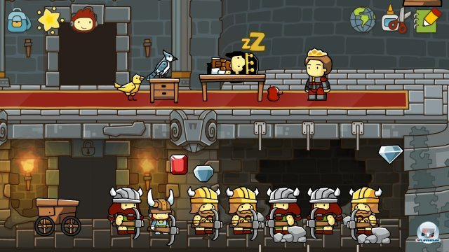 Screenshot - Scribblenauts Unlimited (Wii_U) 92401487