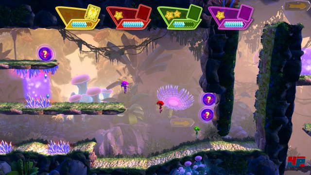 Screenshot - Giana Sisters: Dream Runners (PC)
