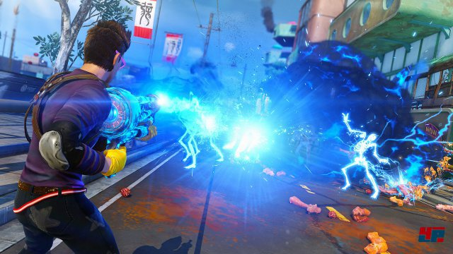 Screenshot - Sunset Overdrive (XboxOne)