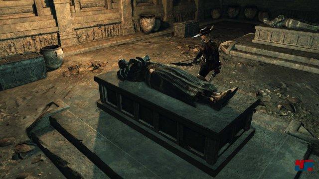 Crown of the Sunken King ist das erste der drei Zusatzkapitel zu Dark Souls 2.