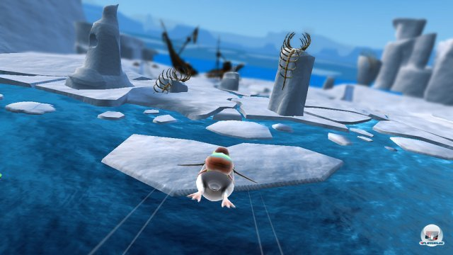 Screenshot - Dare to Fly (PlayStation3)