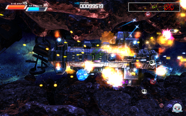 Screenshot - Syder Arcade (PC)